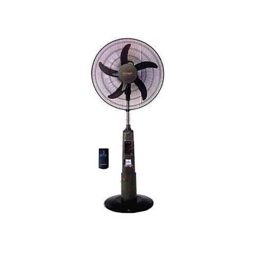 18 Inch Rechargeable Standing Fan With USB, LED Light And Remote