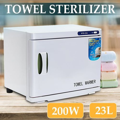 HOT 23L UV Towel Sterilizer Warmer Disinfection