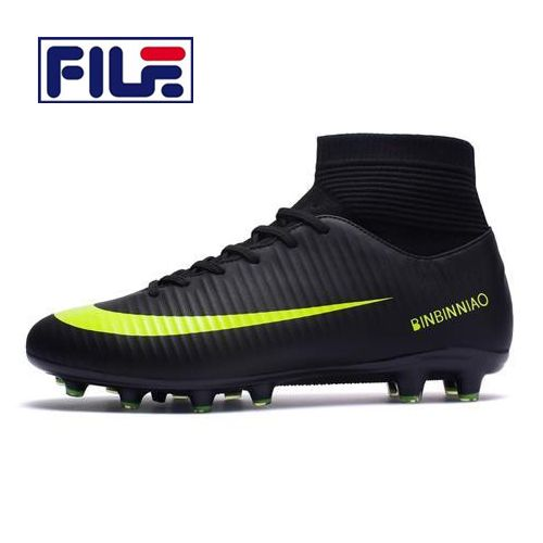 Soccer Shoes Football Boots Suit Fashion Men Kids Sports
