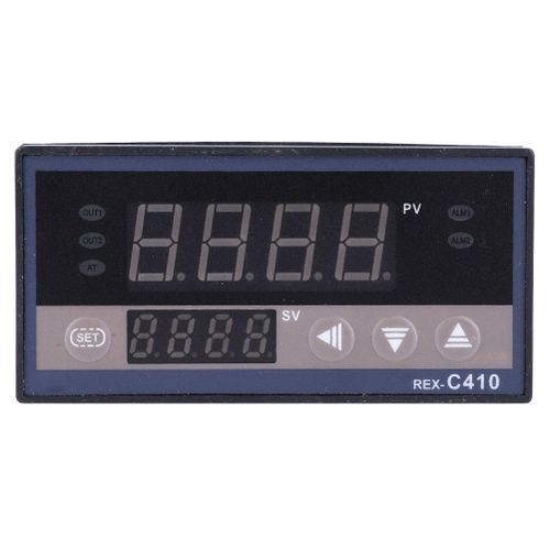 Digital Thermostat, AC 220V 0 To 400 ° C, Temperature Controller, Control Output SSR / Relay, PID Auto Tuning, For Chemical Products, Injection Molding, Furnace, Food, Electric