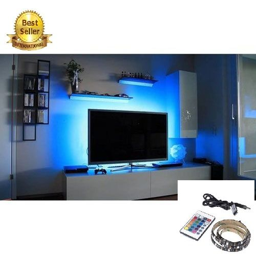 TV LED Backlight Light Strip USB Changing Color Strip Light