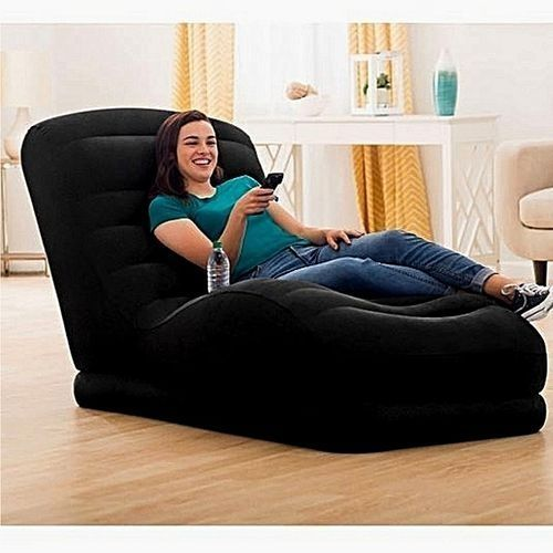 Inflatable Lounge Chair With Pump