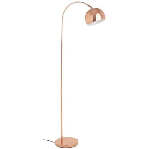 Curva Floor Lamp - Copper