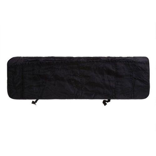 Benhongszy 1Pc Auto Car Rear Trunk Back Seat Elastic String Bag Pocket Cage 110.5*34cm Net Mesh Storage