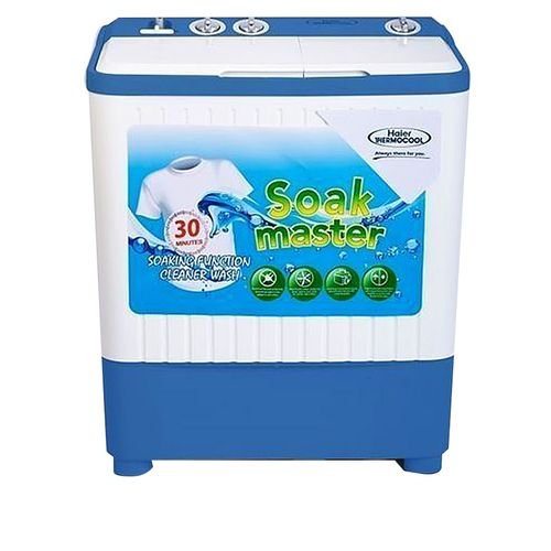 8KG Washing Machine -Semi-Automatic TLSA08B- White