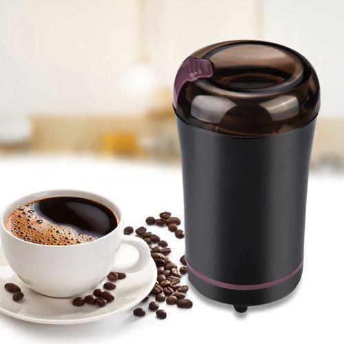 Electric Coffee Grinder Mini Kitchen Salt Pepper Grinder Powerful Spice Nuts Seeds Coffee Bean Grind Machine
