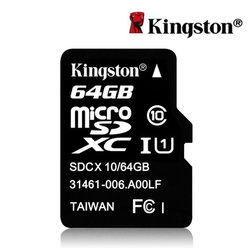 Class 10 Micro SD Card 64GB Memory Card SDHC TF Card