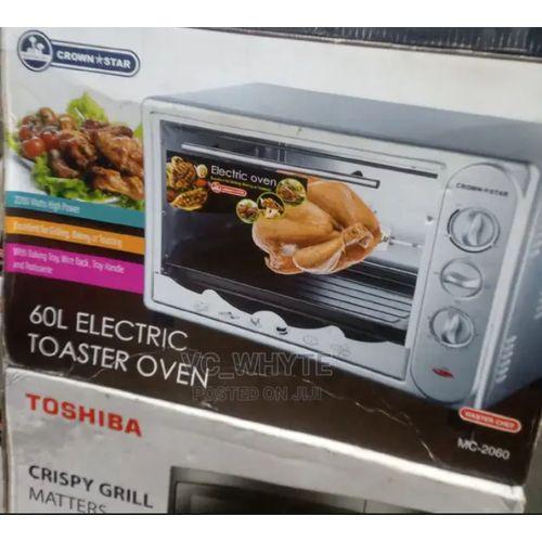 Electric Breakfast Bread Toaster Sandwich Maker -- 2 Slices