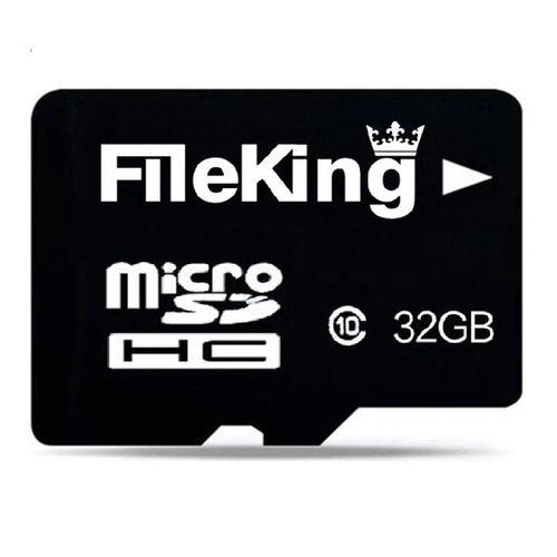 32GB Micro SD Memory Card + Free USB Card Reader & Adapter