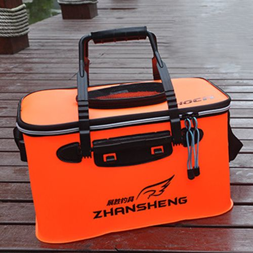 Portable Collapsible Folding Fishing Bucket Outdoor Barrel Camping Travel