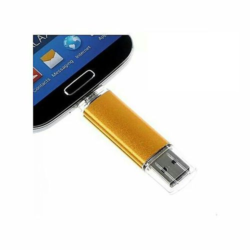 2 In 1 Micro USB 2.0 64GB FLASH DRIVE Memory Stick For OTG