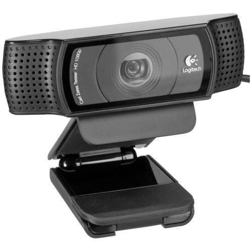 Logitech HD Pro Webcam C920 / C920e, Video Calling, 1080p