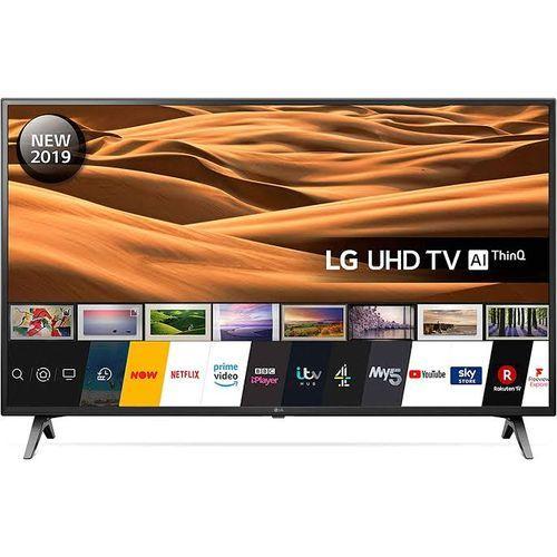 LG 50'' 4K UHD Smart Satellite TV+Netflix,YouTube APP & Apple Airplay