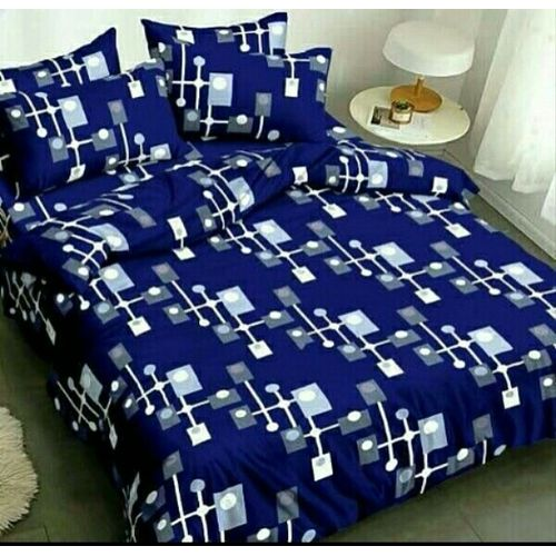 BEDSPREAD AND PILLOWCASE (4)