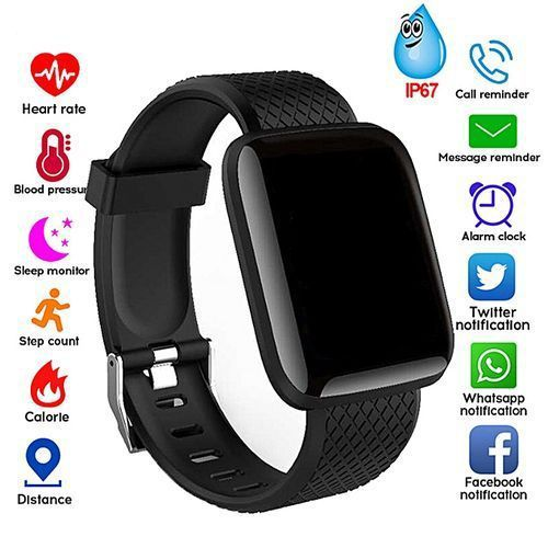 2019 Smart Band Color Screen Blood Pressure Fitness Tracker Heart Rate Monitor Smart Band Sport For Android IOS Iphone