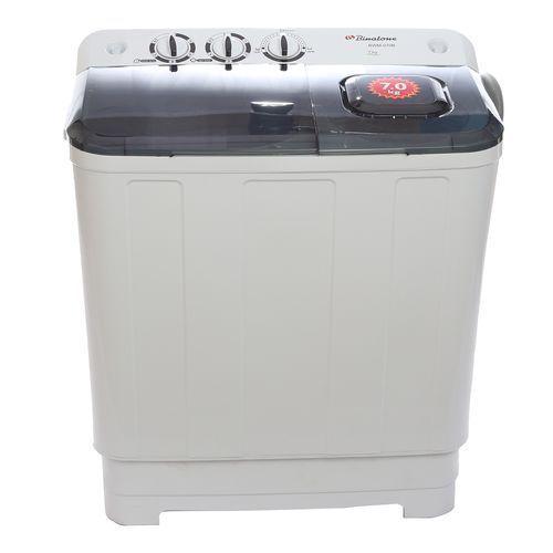 Semi-Automatic 7kg Washing Machine BWM-070B- White
