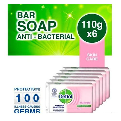 Soap Skincare - 110g (Pack Of 6)