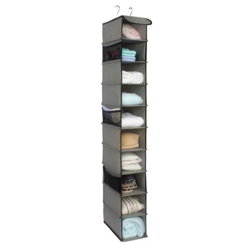 MT Non-woven Art Shoe Storage Cabinet-Gray