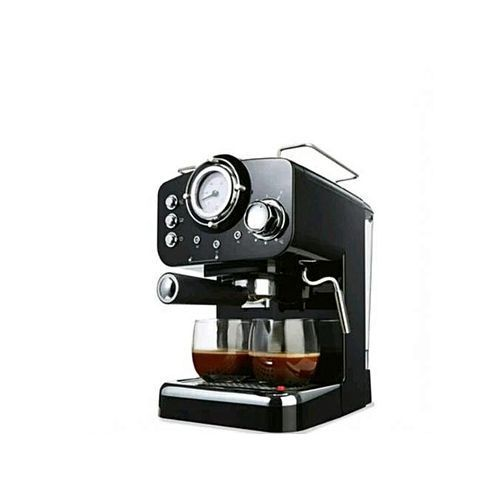 15 Bar Pressure Double Espresso And Cappuccino Machine
