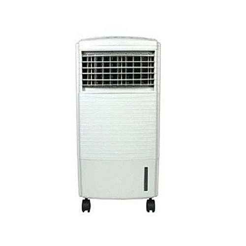 Electric Air Cooler With Remote Control Device And Wheels