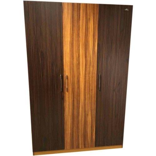 Home Furniture Almond Wardrobe