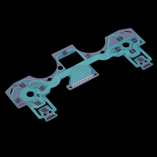 Conductive Film Keypad Repair Part For PlayStation 4 PS4 Controller