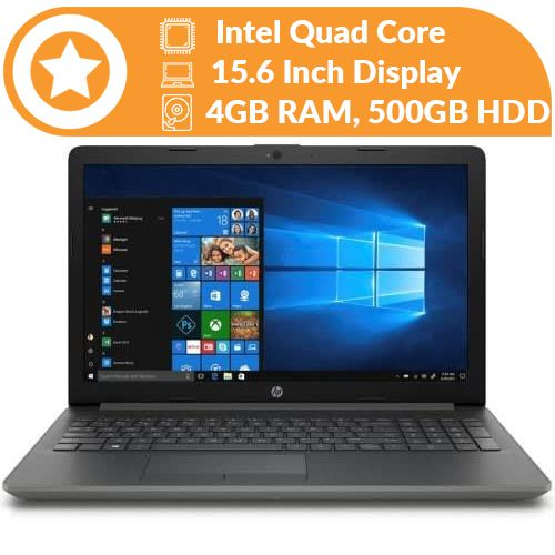 255 AMD Quad Core 500GB HDD,4GB RAM Win 10- 32GB Flash-Mouse