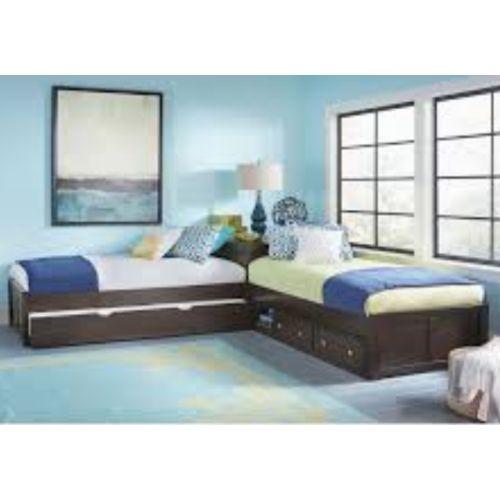 Double Single Exotic Bedroom