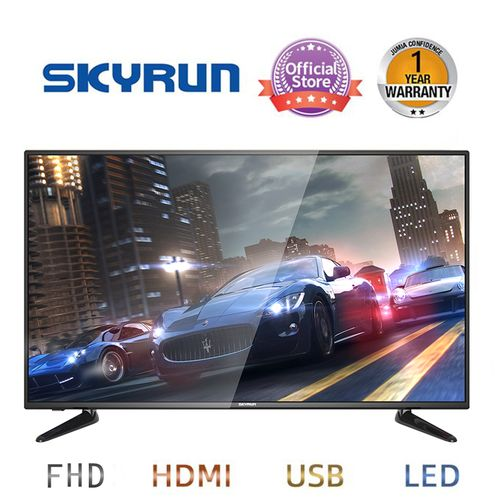 "43"" LED-43/CX FHD TV With Wall Bracket - Black"