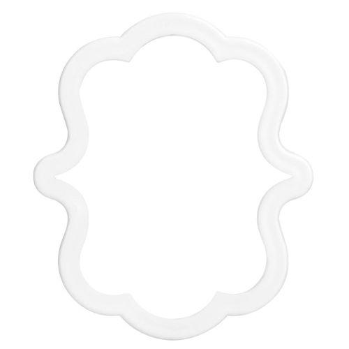 4PCS / Set DIY Creative Plastic Cake Cookie Bakeware Baking Mold