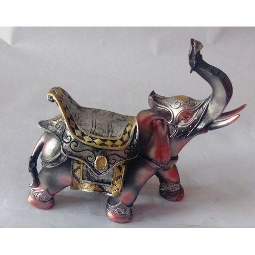 Elephant Decorative Figurine
