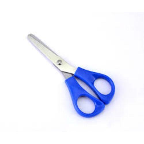 Multi Purpose Metal + Different Colour Plastic Handle Scissor