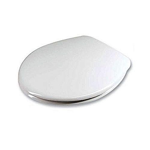 White Twyford Wc Toilet Seat Cover