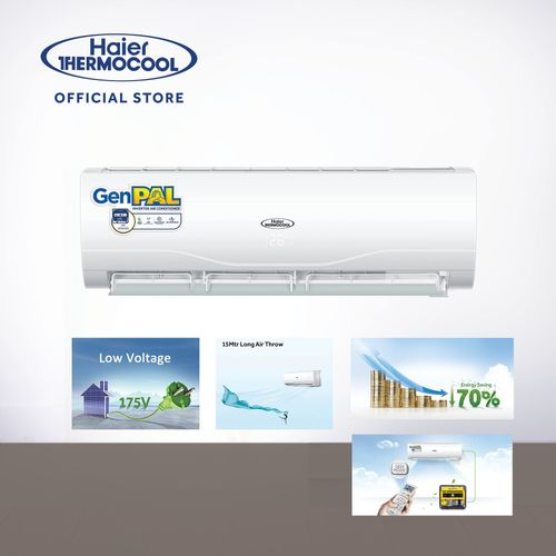 1.5HP Inverter Air Conditioner + Free Kit