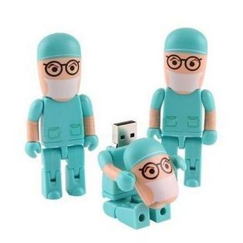 Doctor Model USB 2.0 Flash Memory Pen Drive Stick 8GB
