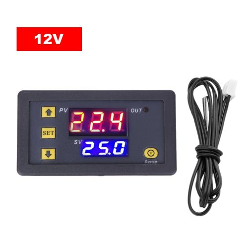 3230 Temperature Controller Digital Display Thermostat