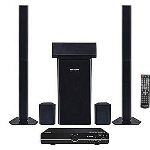 POWERFUL DVD TALLBOY HOME THEATER SYSTEM (PV-BK615B)