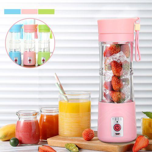 USB Electric Fruit Juicer Smoothie Maker Blender Shaker Blend Portable