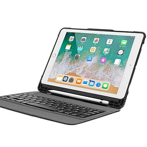 Detachable Keyboard Case Smart Cover For IPad 9.7 2017/2018 Pro Air 2/1