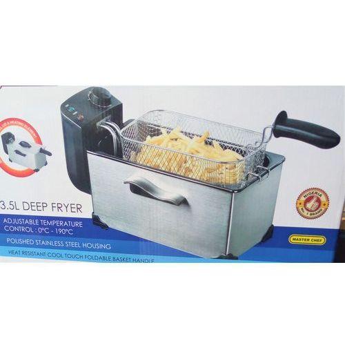 Deep Fryer- Silver