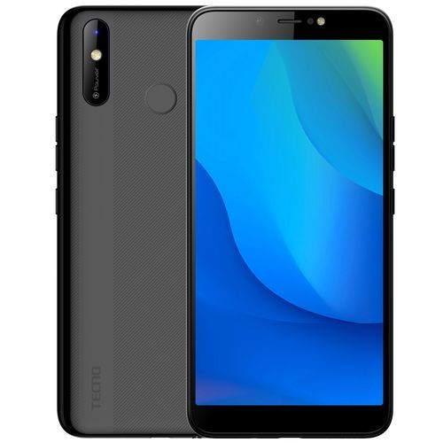 Pouvoir 3 Air (LC6) 6.0 inch, Android™ 9.0, 16GB+ 1GB RAM, , 8+8MP Camera, 2.0GHz 4G smart phone- Black