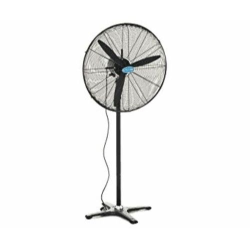 "Standing Fan Industrial 18"" Inches- Silver"