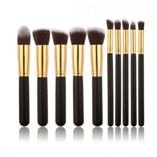 10pcs/Set Makeup Brushes Professional Tools Small Size
