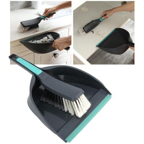 Mini Broom Dust, Desktop Computer Sofa Mini Duster And Brush Set Dust Pan Brush Nested Small Cleaning Broom Table, Desk, Counter