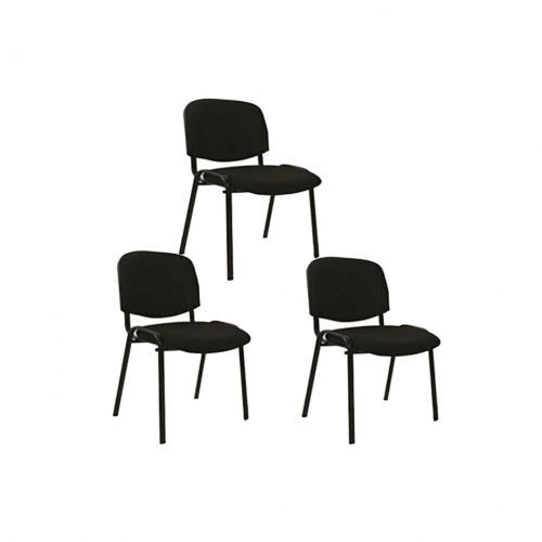 Visitor Conference Chair - Set Of 3 (Delivery In Lagos ONLY)