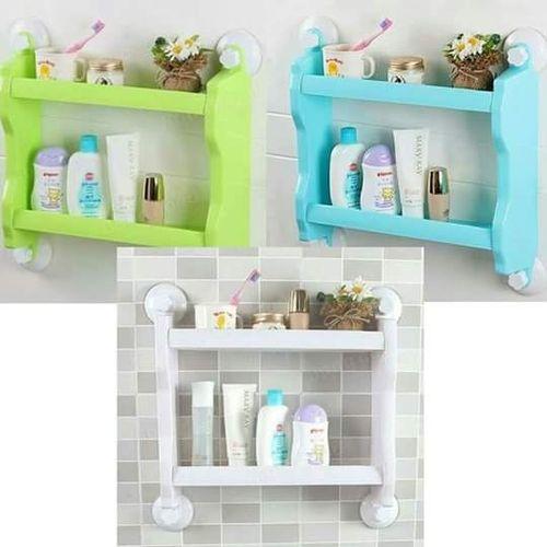 Portable Bathroom Bedroom Corner Shelf