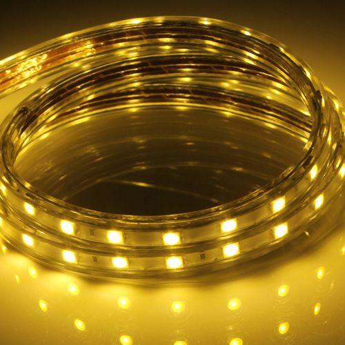 5M 5050 Waterproof IP67 Flexible Led Strip Light For Home Decor 110V