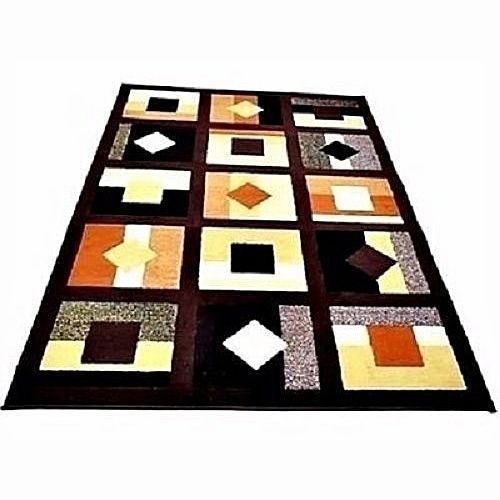 Center Rug Coco Brown - 4ft X 6ft