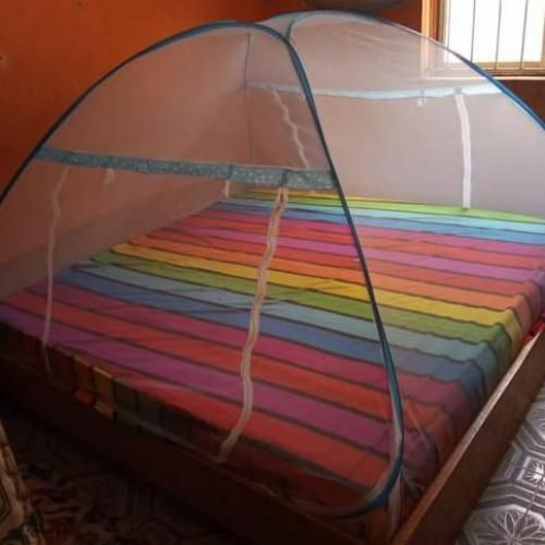 Foldable Mosquito Net Tent - 7 X 7 Bed