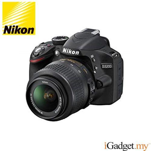 Nikon D3200 KIT+18 - 55MM Lens